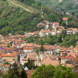 The old part of Brasov city — Foto Stock