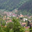 View over Scheii Brasovului, from Brasov — Foto Stock