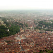 Royalty-Free Stock Photo: Panorama over Brasov city