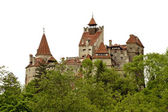 Medieval castle, known as Dracula's castle from Bran, Romania — Stock Photo