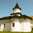The orthodox monastery of Sambata, Romania — Stock Photo #8734794