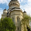 The Orthodox cathedral from Cluj- Napoca, Romania — Stock Photo