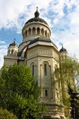 The Orthodox cathedral from Cluj- Napoca, Romania — Photo