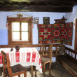 Interior of typical house from Transylvania, Romania — Foto de Stock