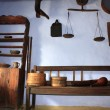 Stock Photo: Furnace room from Transylvanivillage