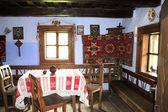 Interior of typical house from Transylvania, Romania — Stock Photo