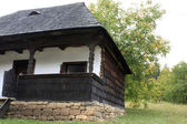 Very old house from Transilvania — Stock Photo