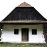 Secular house from Transylvania, Romania — Stock Photo