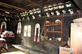 Traditional house from Transylvania, Romania — Stock Photo