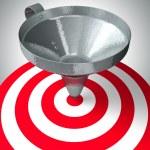 Easy Target — Stock Photo