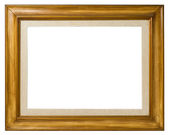 Old wood frame. — Stock Photo