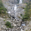Cascade of waterfalls in the Himalaya - Foto Stock