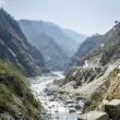 Himalaya valley — Stock Photo