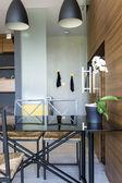 现代室内设计 — 图库照片