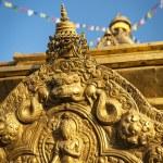Swayambhunath Stupa, Kathmandu, Nepal — Stock Photo #9760648