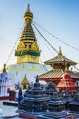 Swayambhunath Temple — Stock Photo