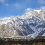 Himalaya-panorama — Stockfoto #9856112