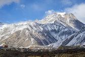 Himalaya panorama — Stok fotoğraf