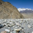 Rocky Himalaya landscape — Stock Photo