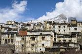 Nepal's architecture — Stock Photo