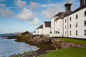 Laphroaig bay — Stock Photo