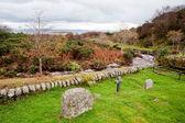Jura cemetery — Stock Photo