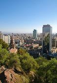 Santiago, capital of Chile — Stock Photo