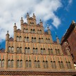 Altes Rathaus in Hannover — Stock Photo #10635885