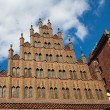 Stock Photo: Altes Rathaus in Hannover