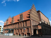 Altes Rathaus in Hannover — Stock Photo