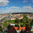 View on the center of Hannover — Stock Photo