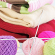 Knitted things — Stock Photo #8168913