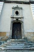 Tower in Sandomierz — Stock Photo
