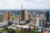Nairobi, the capital city of Kenya — Stock Photo