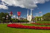 Notre-Dame Cathedral Basilica, Ottawa, Canada — Stock Photo