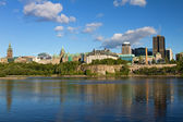 Panoramic View of Ottawa, Canada — Stock Photo