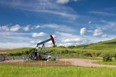 Pumpjack, Alberta, Canada — Stock Photo
