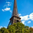 Eiffel tower in Paris — Stock Photo #8947162
