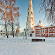 ストック写真: Russichristichurch in winter, Moscow, Russia