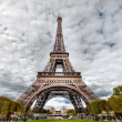 Royalty-Free Stock Photo: HDR photo of Eifel tower