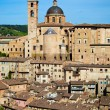 Palazzo Ducale in Urbino, Italy — Stock Photo