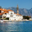 Perast town in Montenegro — Stock Photo #9676867