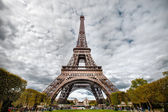 HDR photo of Eifel tower — Stock Photo