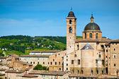 Medieval town Urbino, Italy — Stock Photo