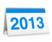 Calendar 2013 — Stock Photo