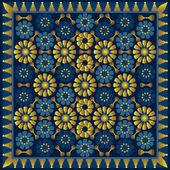 Arabic ornament — Stock Vector