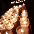 Many candles — Stock Photo #9808637
