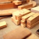The carpenter workshop — Stock Photo