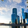 Moscow City — Stock Photo #9766995