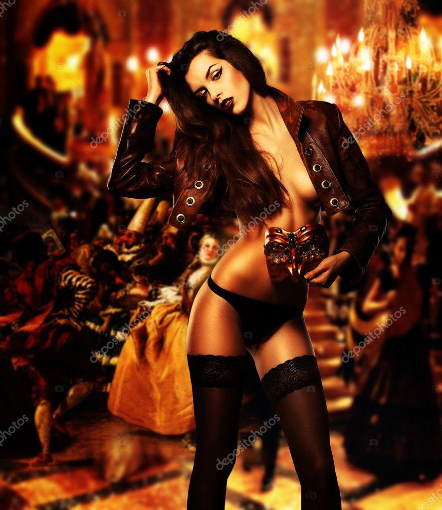 Бал маскарад эротика фото 691-725